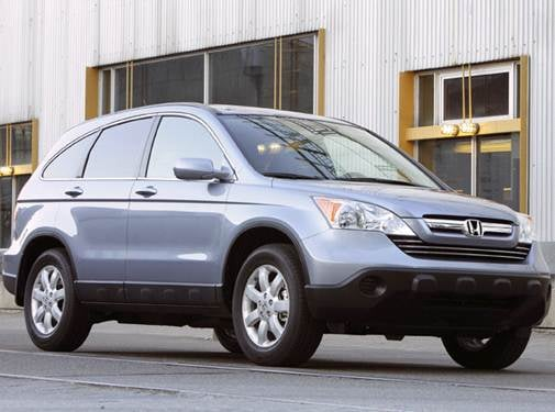 Most Popular Crossovers of 2009 - 2009 Honda CR-V