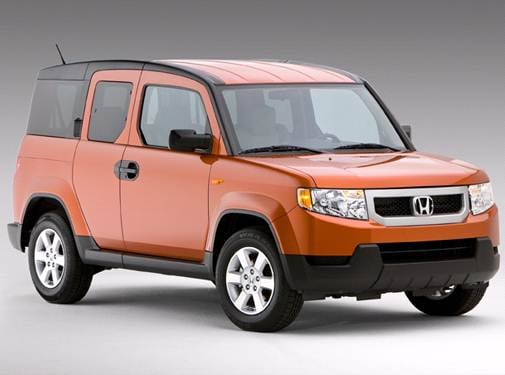 Most Popular Crossovers of 2009 - 2009 Honda Element