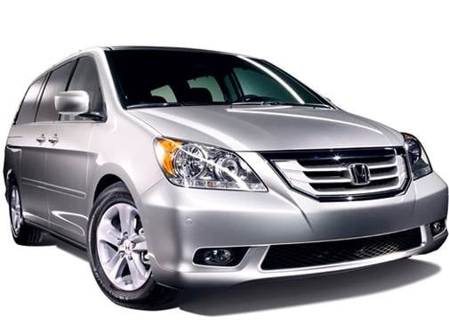 Most Fuel Efficient Van/Minivans of 2009 - 2009 Honda Odyssey