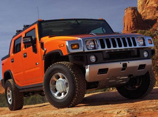 Top Consumer Rated SUVS of 2009 - 2009 HUMMER H2