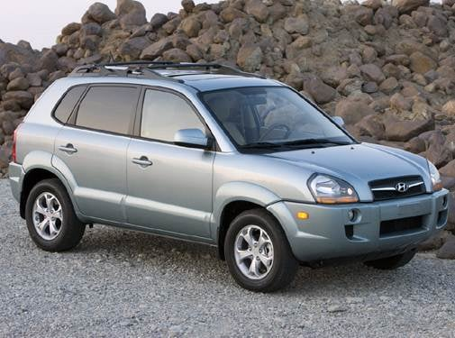 Most Fuel Efficient SUVS of 2009 - 2009 Hyundai Tucson