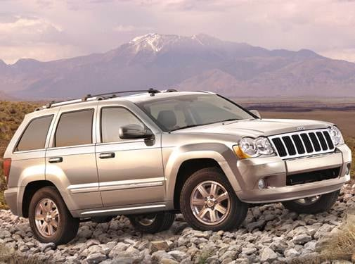 Most Popular SUVS of 2009 - 2009 Jeep Grand Cherokee