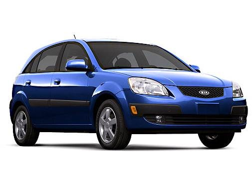 Most Fuel Efficient Hatchbacks of 2009 - 2009 Kia Rio