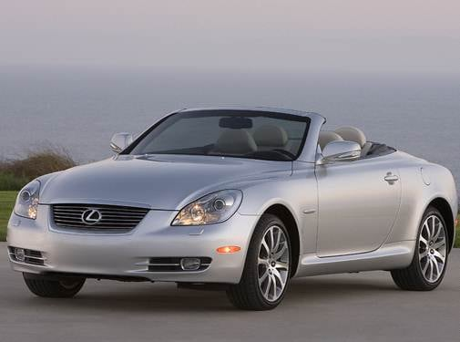 Top Consumer Rated Luxury Vehicles of 2009 - 2009 Lexus SC