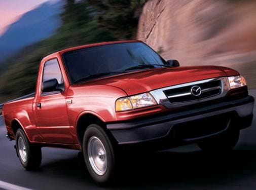 Most Fuel Efficient Trucks of 2009 - 2009 Mazda B-Series Regular Cab