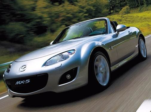 Top Consumer Rated Convertibles of 2009