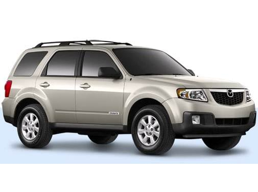 Most Fuel Efficient Hybrids of 2009 - 2009 MAZDA Tribute