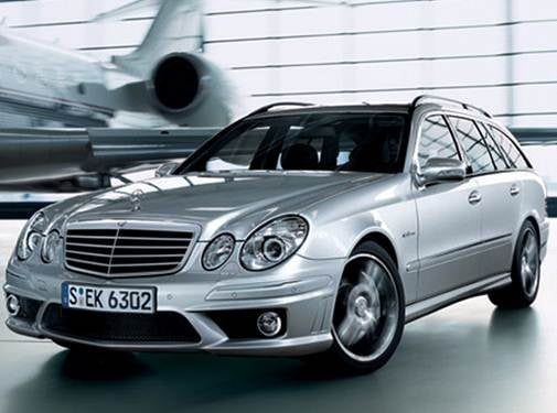 Top Consumer Rated Wagons of 2009 - 2009 Mercedes-Benz E-Class