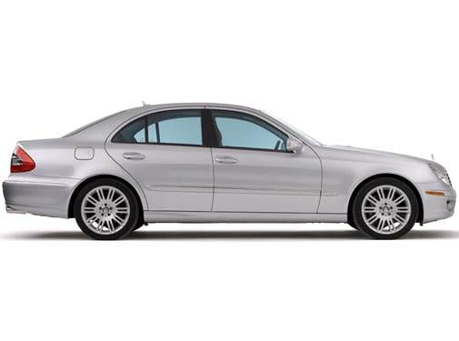 Most Fuel Efficient Luxury Vehicles of 2009 - 2009 Mercedes-Benz E-Class