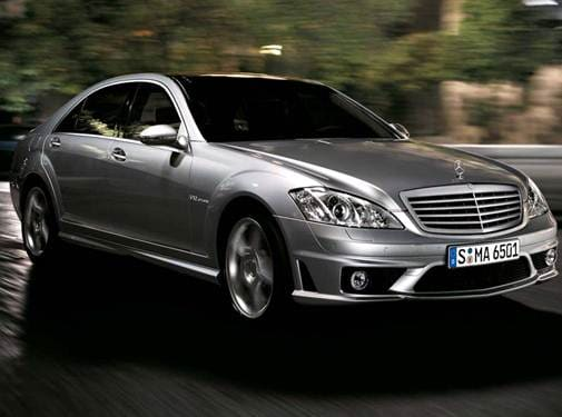 Highest Horsepower Sedans of 2009 - 2009 Mercedes-Benz S-Class