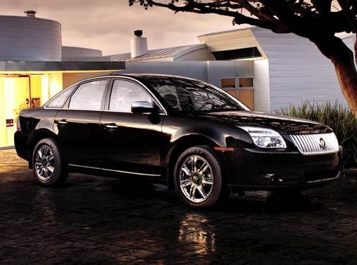 Top Consumer Rated Sedans of 2009 - 2009 Mercury Sable