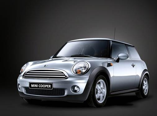Most Fuel Efficient Coupes of 2009 - 2009 MINI Hardtop