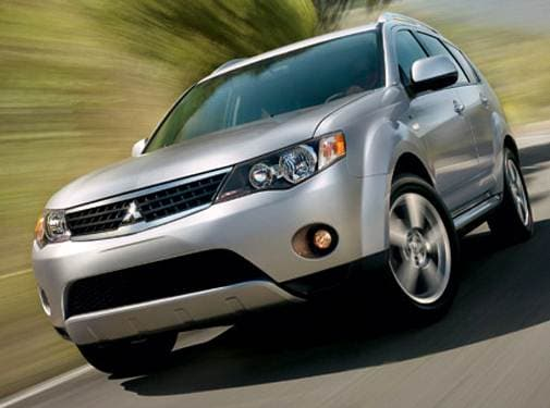 Top Consumer Rated SUVS of 2009 - 2009 Mitsubishi Outlander