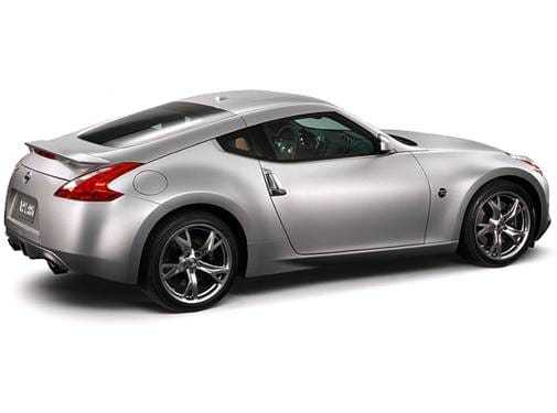 Top Consumer Rated Coupes of 2009 - 2009 Nissan 370Z