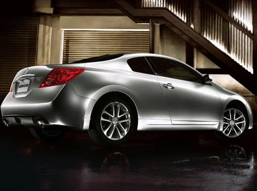 Most Popular Coupes of 2009 - 2009 Nissan Altima
