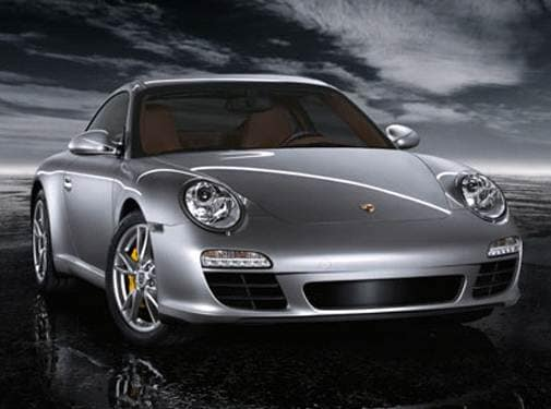 Top Consumer Rated Luxury Vehicles of 2009 - 2009 Porsche 911