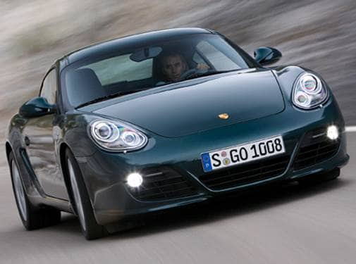 Top Consumer Rated Coupes of 2009 - 2009 Porsche Cayman