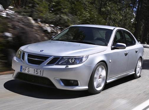 Most Popular Luxury Vehicles of 2009 - 2009 Saab 9-3