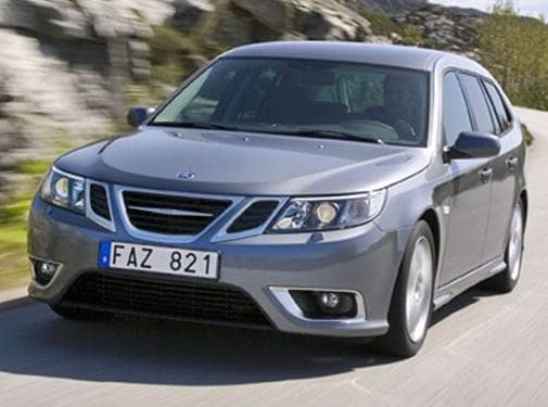 Most Popular Wagons of 2009 - 2009 Saab 9-3