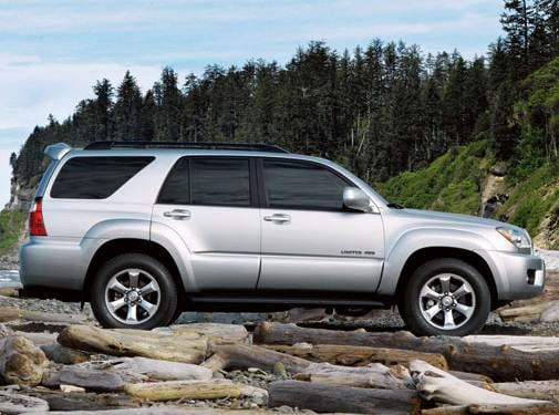 Top Consumer Rated SUVS of 2009 - 2009 Toyota 4Runner