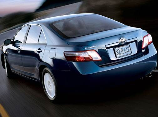 Most Fuel Efficient Hybrids of 2009 - 2009 Toyota Camry
