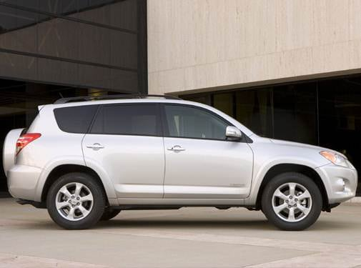 Most Fuel Efficient SUVS of 2009 - 2009 Toyota RAV4