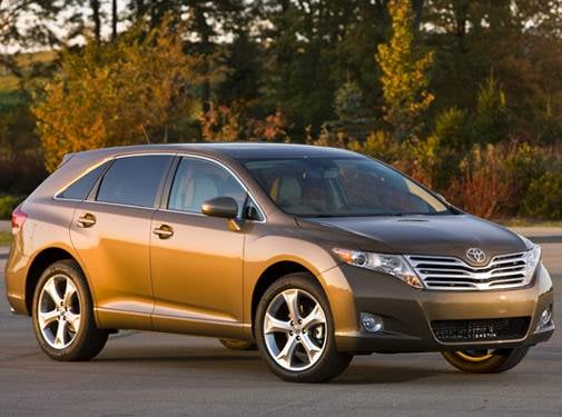 Most Fuel Efficient Wagons of 2009 - 2009 Toyota Venza