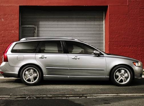 Most Fuel Efficient Wagons of 2009 - 2009 Volvo V50