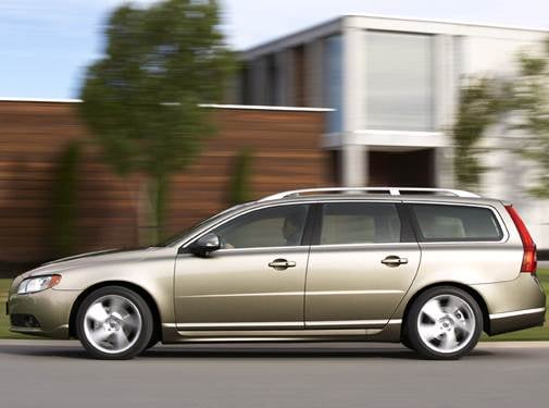 Top Consumer Rated Wagons of 2009 - 2009 Volvo V70