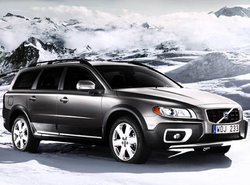 Top Consumer Rated Wagons of 2009 - 2009 Volvo XC70