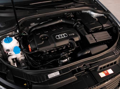 Most Fuel Efficient Luxury Vehicles of 2010 - 2010 Audi A3