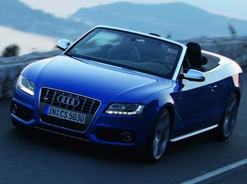 Most Fuel Efficient Luxury Vehicles of 2010 - 2010 Audi A5