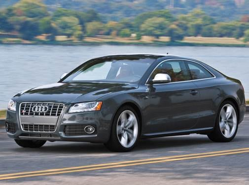 Top Consumer Rated Luxury Vehicles of 2010 - 2010 Audi S5