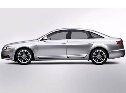 Top Consumer Rated Sedans of 2010 - 2010 Audi S6