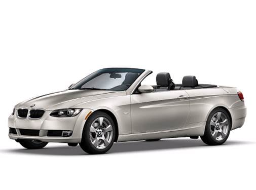 Most Popular Convertibles of 2010 - 2010 BMW 3 Series