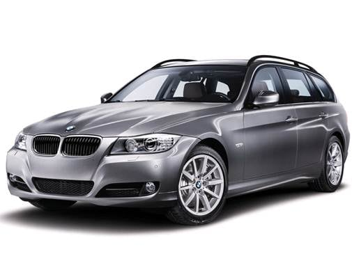 Top Consumer Rated Wagons of 2010 - 2010 BMW 3 Series