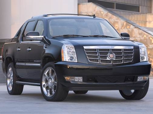 Highest Horsepower Trucks of 2010 - 2010 Cadillac Escalade EXT