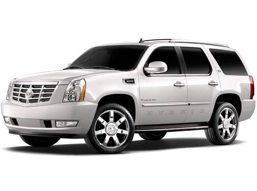 Highest Horsepower Hybrids of 2010 - 2010 Cadillac Escalade