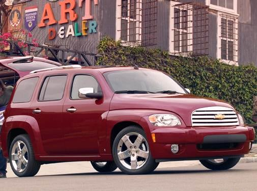 Most Popular Wagons of 2010 - 2010 Chevrolet HHR