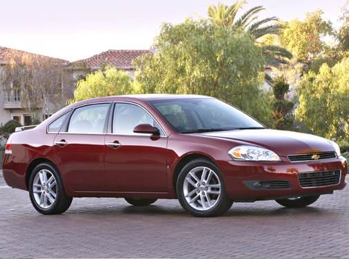 Most Popular Sedans of 2010 - 2010 Chevrolet Impala