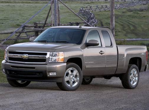 Most Popular Trucks of 2010 - 2010 Chevrolet Silverado 1500 Extended Cab