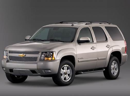Most Popular Hybrids of 2010 - 2010 Chevrolet Tahoe