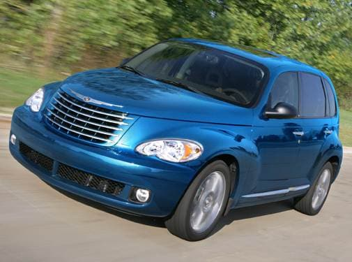 Most Popular Wagons of 2010 - 2010 Chrysler PT Cruiser