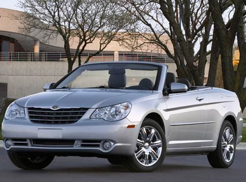 Most Popular Convertibles of 2010 - 2010 Chrysler Sebring