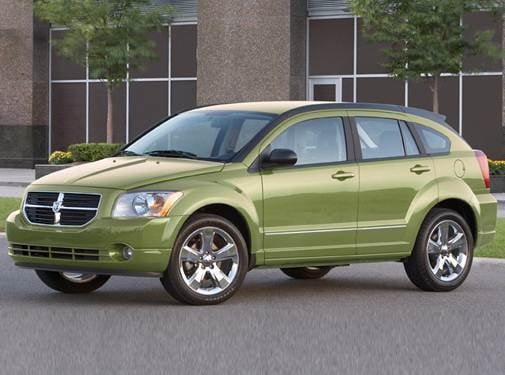 Most Popular Wagons of 2010 - 2010 Dodge Caliber