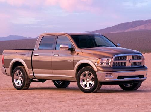Highest Horsepower Trucks of 2010 - 2010 Dodge Ram 1500 Crew Cab