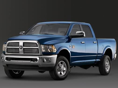 Highest Horsepower Trucks of 2010 - 2010 Dodge Ram 2500 Crew Cab