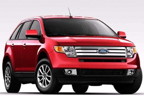 Most Popular Crossovers of 2010 - 2010 Ford Edge