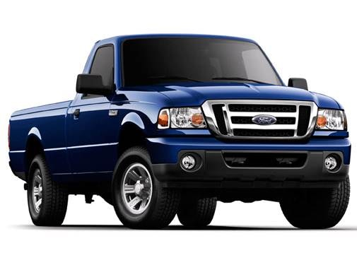 Most Popular Trucks of 2010 - 2010 Ford Ranger Regular Cab