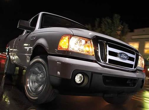 Most Popular Trucks of 2010 - 2010 Ford Ranger Super Cab
